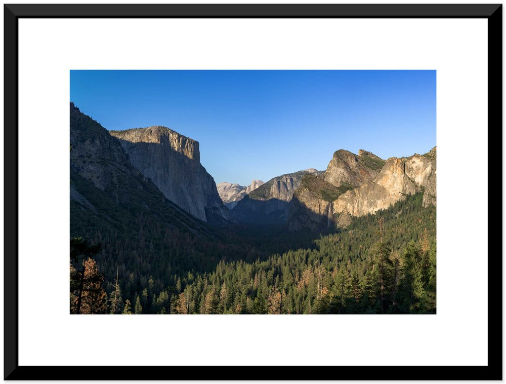 SUMMER IN YOSEMITE VALLEY