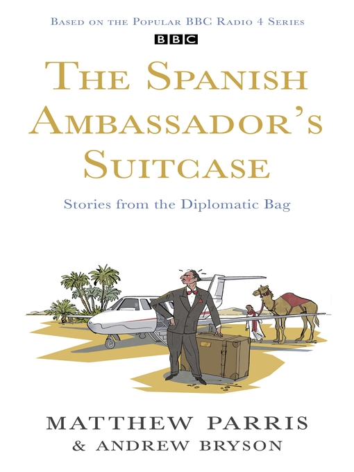 The Spanish Ambassadors Suitcase