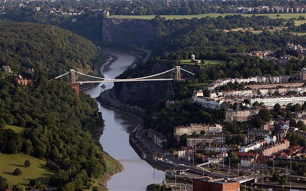 Bristol looks pretty! I've never been.