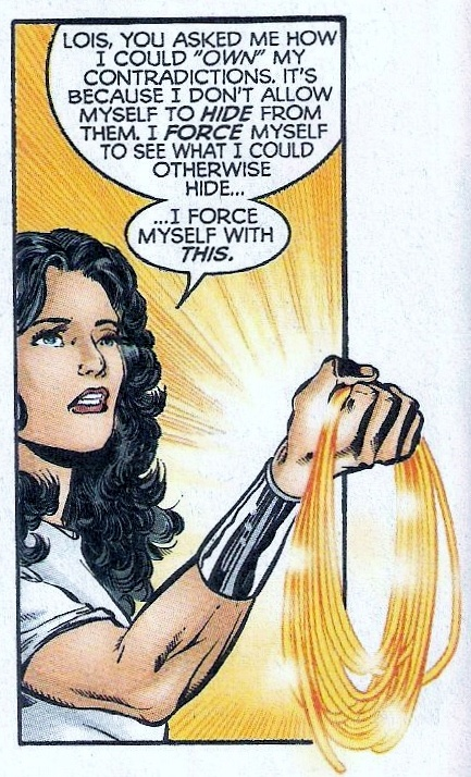 the lasso of truth