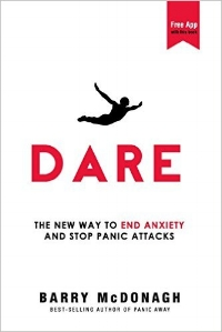 DARE anxiety recommended reading list