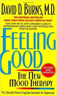 Feeling Good recommended reading anxiety