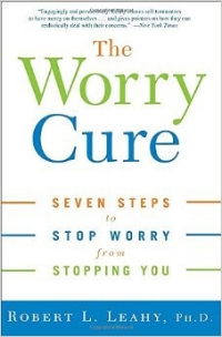 The Worry Cure recommended reading book for anxiety