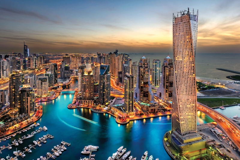 """Dubai, location of """"that September."""""""
