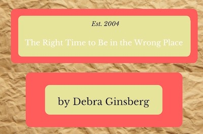 A decade ago, I really enjoyed Debra Ginsberg's writing about work, especially her memoir Waiting: The True Confessions of a Waitress. She was lovely in correspondence both then and now*. She's published numerous books since we last corresponded and is now also freelance editing full-time. Listen for her voice on All Things Considered.