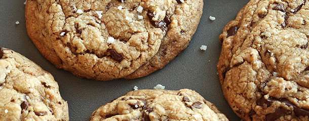 critic chocolate chip cookie