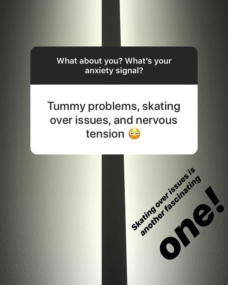 """Skating over issues"" wasn't a symptom I had heard before. I was fascinated because it made sense!"