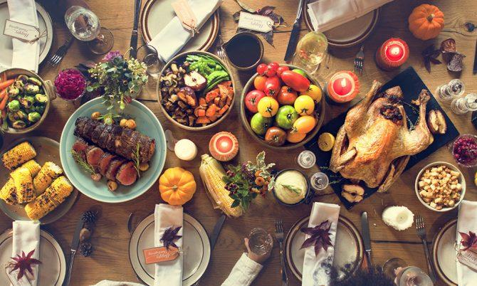 avoid food stress on thanksgiving 2018