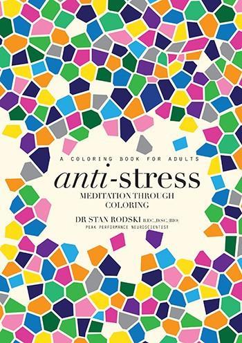 Anti-Stress Meditation Coloring Book — Beautiful Voyager