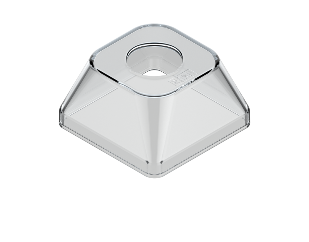 The Lid - This is used to create the initial silicone master