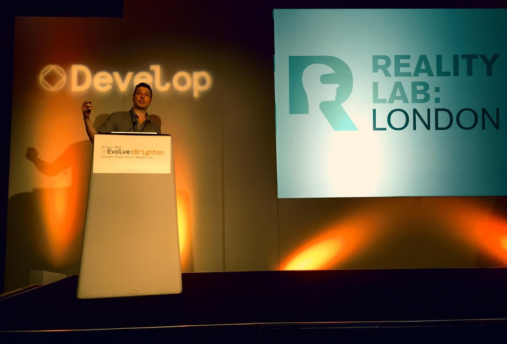 Copy of RealityLab: London @ Develop game conference