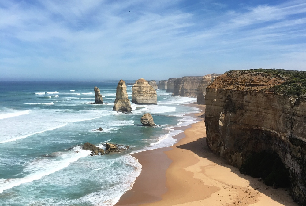 See the Iconic 12 Apostles, Natural Wonders Millions of Years in the Making