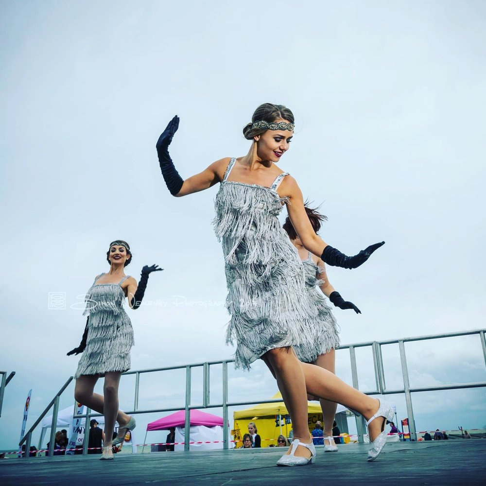 Savoy Kicks at Bexhill Roaring 20s