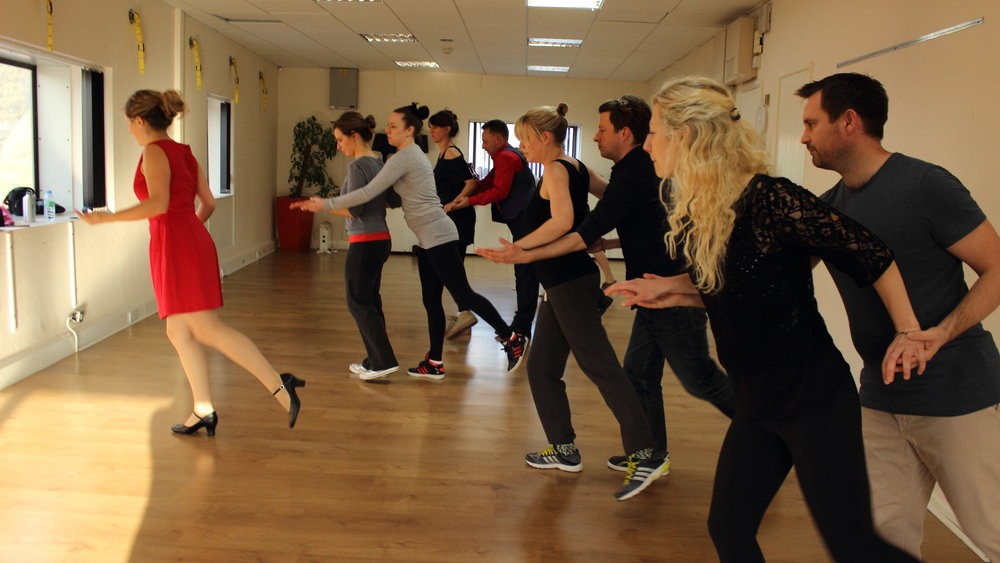 MyCharleston Dance Workshop Hove