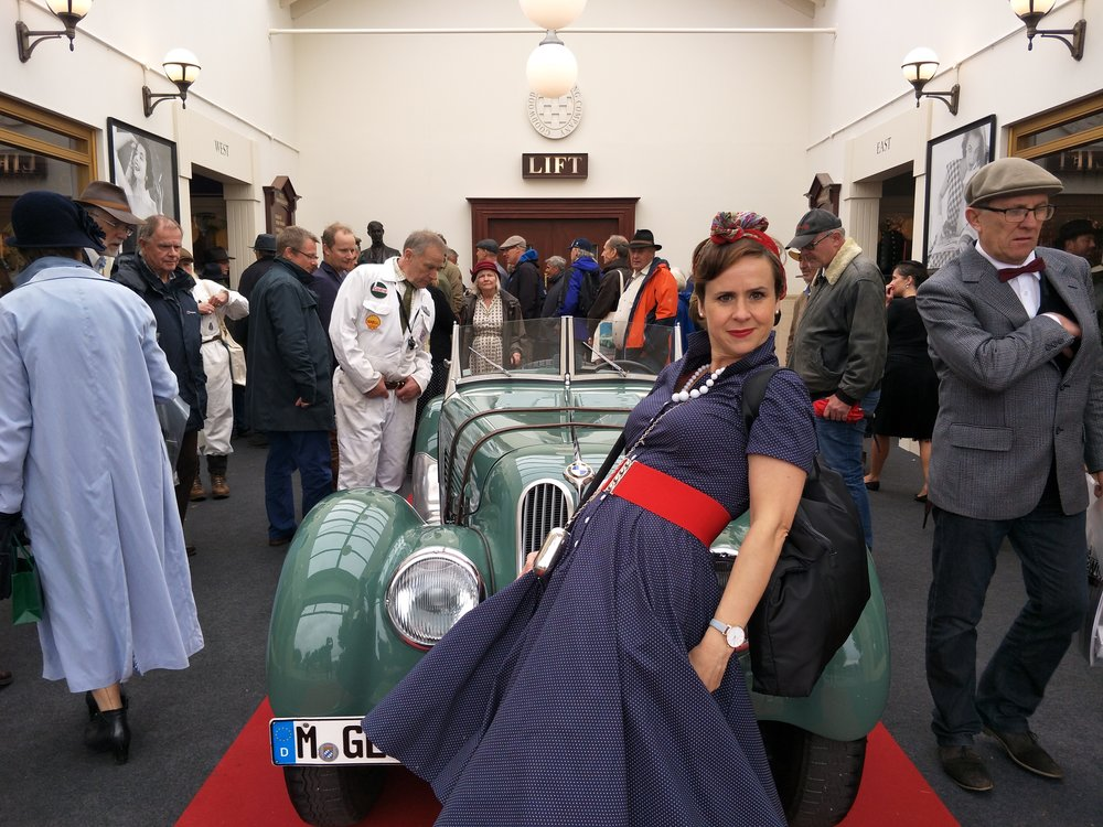 MyCharleston at Goodwood Revival
