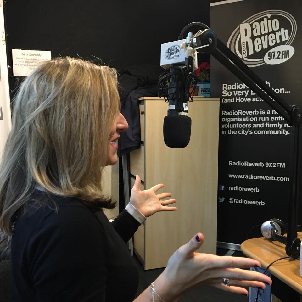 MyCharleston and Radio Reverb