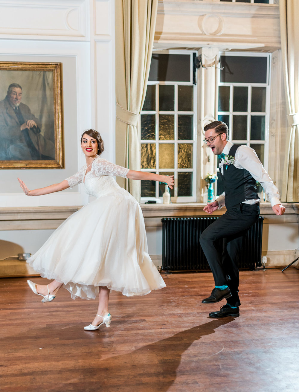 MyCharleston Dance Wedding