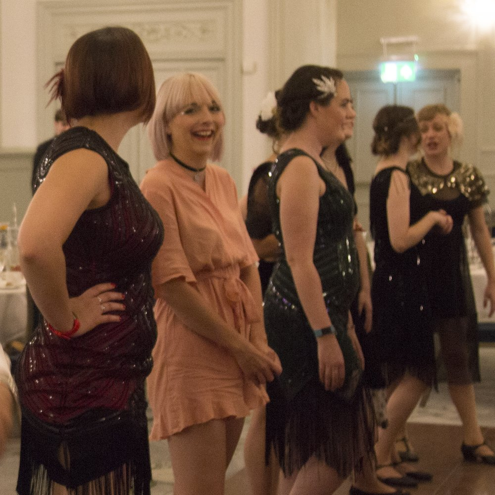 Outfits from our past 1920s Afternoon Tea