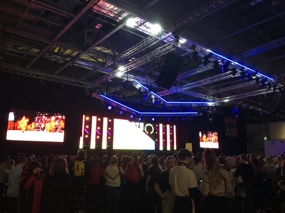 Move it 2019 - Main Stage