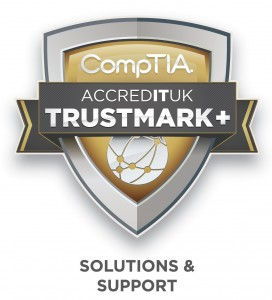 CompTIA Trustmark+ Logo