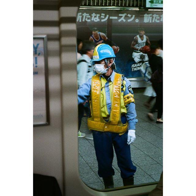 Tokyo. Last year. Project coming soon...ish. #contax #shootfilm #japan #tokyo #ektar