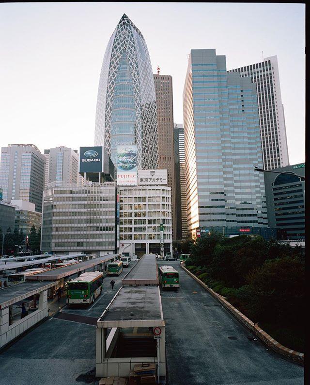 TOKYO. October 2016. #120 #mamiya7 #portra #tokyo #shootfilm