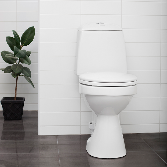 EcoFlush snålspolande WC