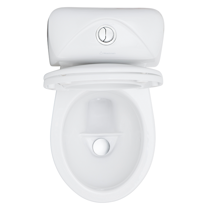 EcoFlush snålspolande WC