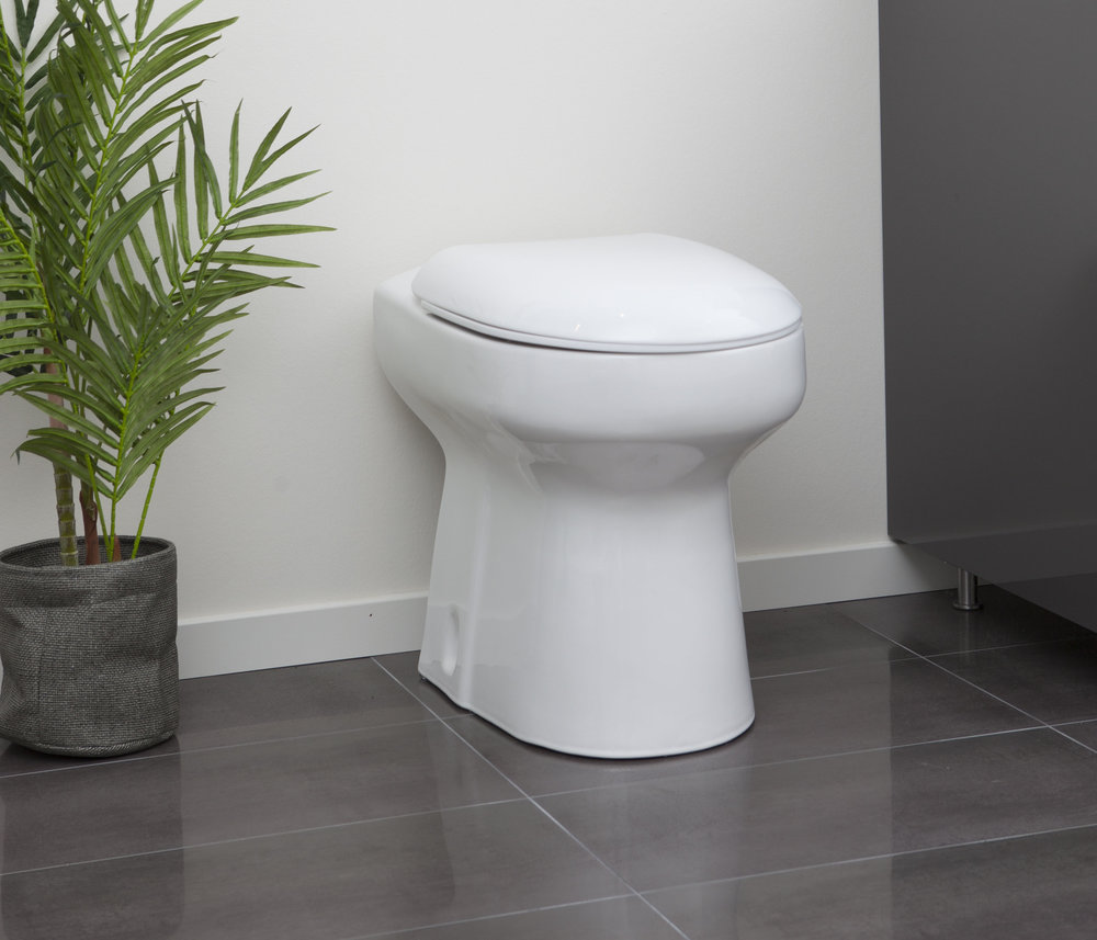 A vacuum toilet that feels exactly like a standard WC! - EcoVac® is the smart new toilet that makes it possible with a real ceramic flush toilet wherever you are. Perfect for septic tank owners, people living on islands, or other remote areas or where you need to save water. You can use it to a wide variety of tanks, containers or bio-containers. Even on buses, trains and boats EcoVac is a perfect fit.From 2300 EUR.