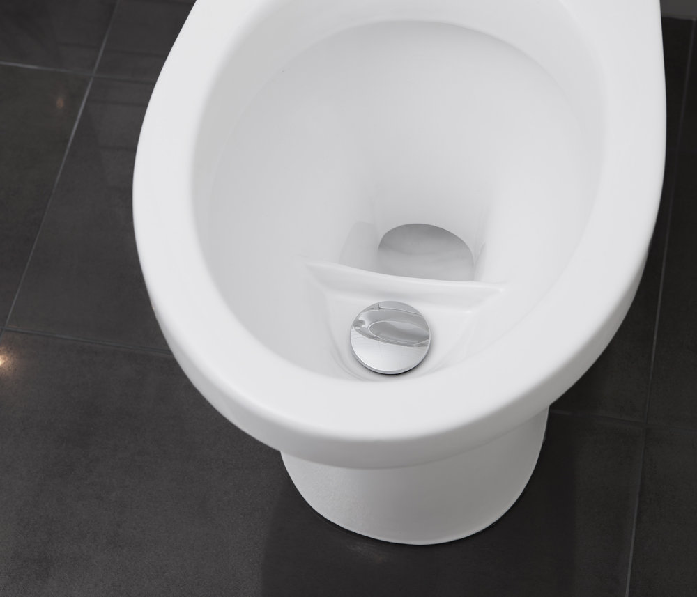 The dual-flush WC with unique design and function. - EcoFlush™ has a unique design that divides the waste to be able to flush less water when urinating.> Download broschure> Download manual