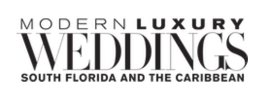 Modern Luxury Weddings S. Florida & the Caribbean
