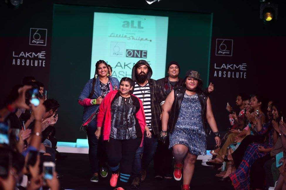 Lakme Fashion Week's first ever show for plus-sized women and men