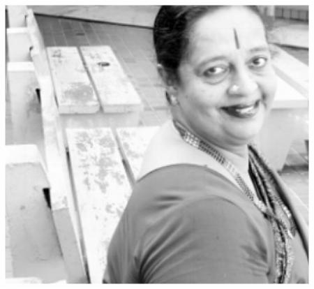 Mrs. Neila Sathyalingam (1938 - 2017)  Image: www.nac.gov.sg