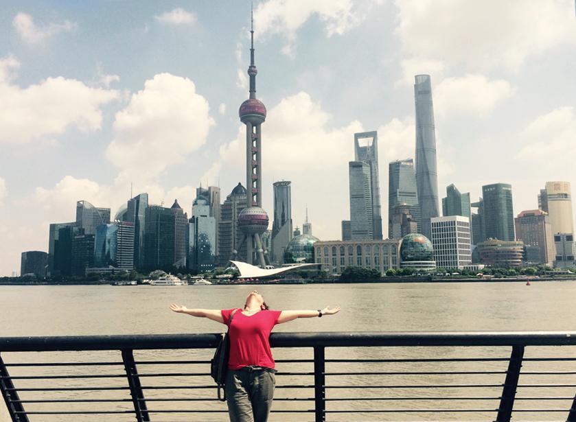 Dreams come true! Shanghai - China - 2015