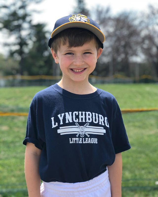 Grass-stained knees and sweaty hair. We've officially entered the next phase of parenting. #lynchburglittleleague #grahamhembry #themotherhood #thesacredeveryday #6years