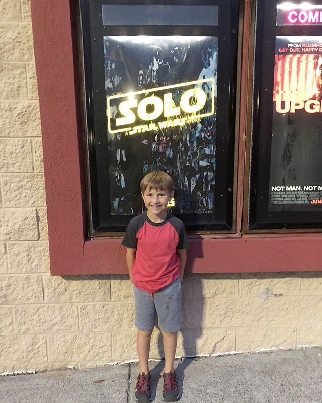 This guy. Loves Star Wars and black coffee. Can play chess and Chickapig better than I can. About to lose his first tooth. Master LEGO builder. Loves traditions: he never lets me forget it's 'Taco Tuesday!' Or 'Friday pizza/movie night!' Helpful - like cleans the bathroom and vacuums rugs helpful. Extremely patient with his brother. Summer can be long but it's been fun too. I'm not quite ready to start thinking about school yet (for him. His brother needs some preschool in his life badly) #grahamhembry #thesacredeveryday