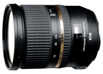 Tamron  AF SP 24-70mm f/2.8 Di VC USD — універсальний, штатний  об'єктив
