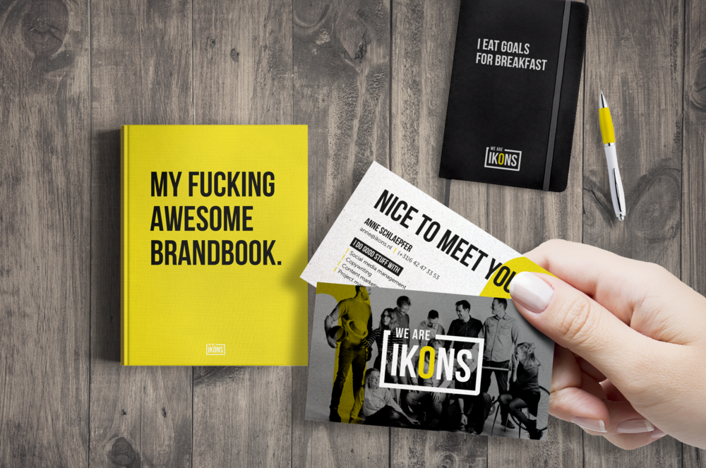 Branding IKONS