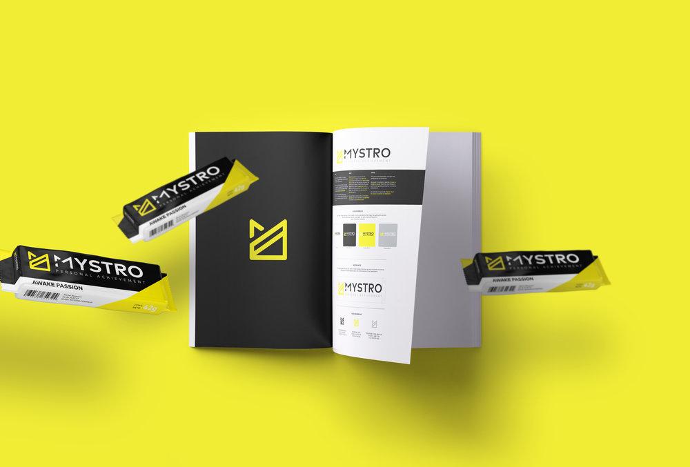 Mystro Logo & give away