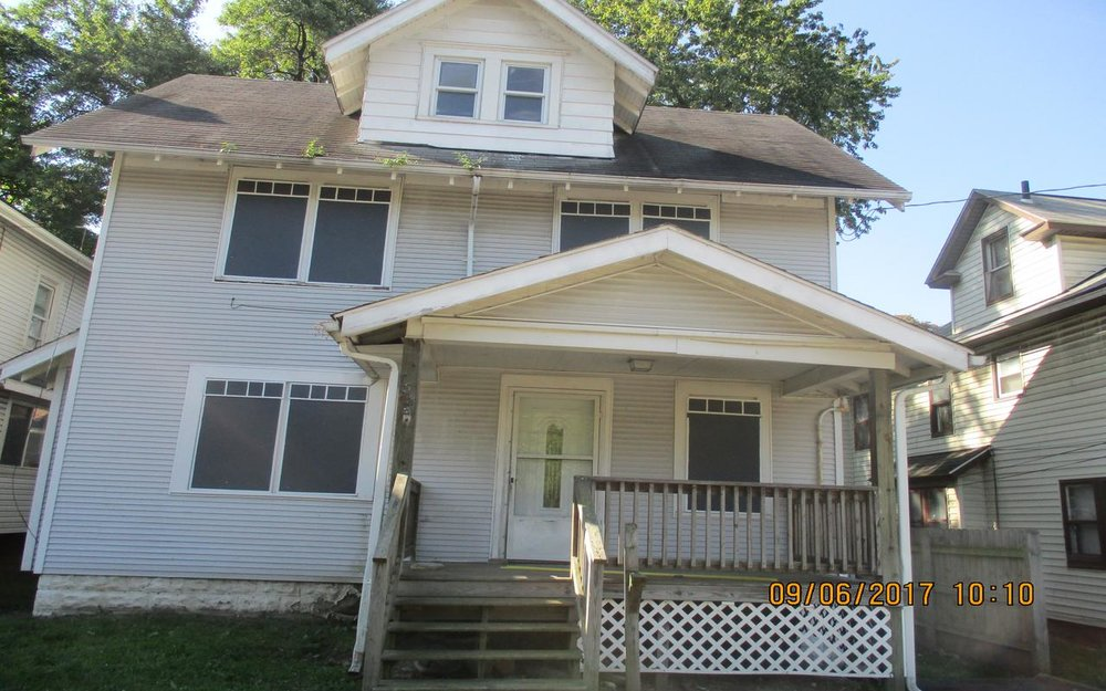 738 Excelsior Avenue, Akron, Ohio 44306 Minimum Offer:  For-Profit  $4,315  Owner-Occupant  $3,928  Non-Profit  $3,155 Original List Date: 11/10/2018 First Offer Review Deadline: 12/10/2018 4 p.m.  Minimum Renovation Requirements  NO Application Fee Required 7 Bed | 2 Bath | 1,637 sq. ft. Property Showing: 11/30/18 & 12/06/18 9-10 a.m.