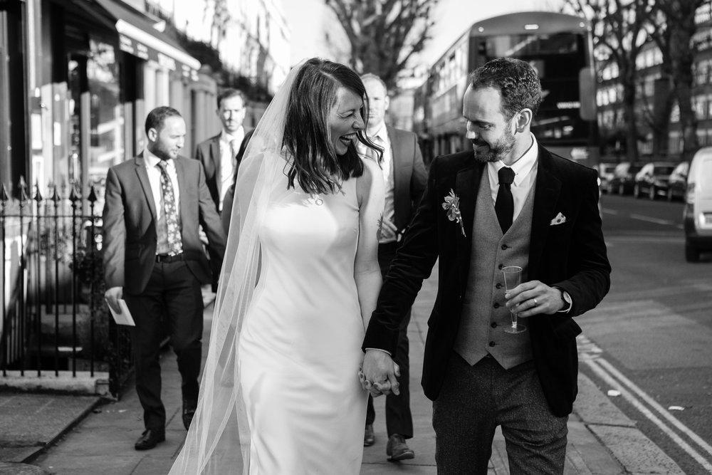 London Wedding - Nick & Tara