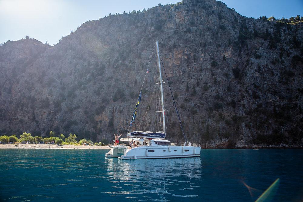 MEDSAILORS - TURKEY & GREECE
