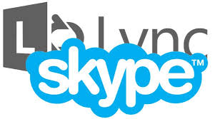 Skype Lync merger