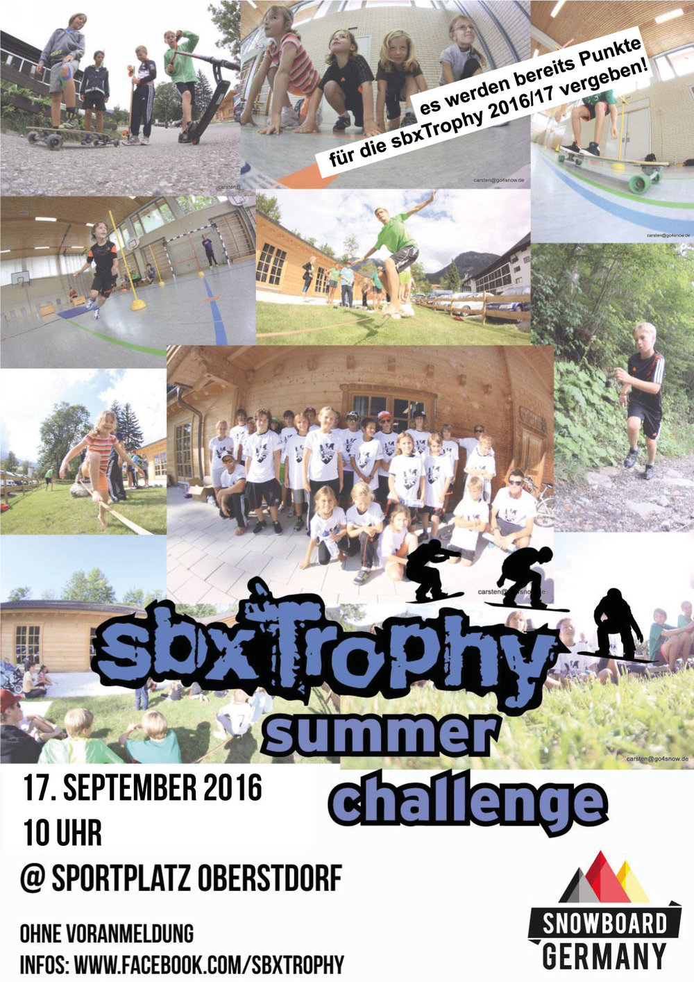 SBX Summer Challenge Oberstdorf 2016