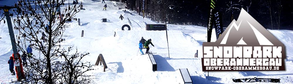 Snowpark Oberammergau