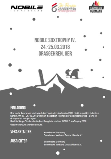 Nobile SBXtrophy 4 - Finale in Grasgehren