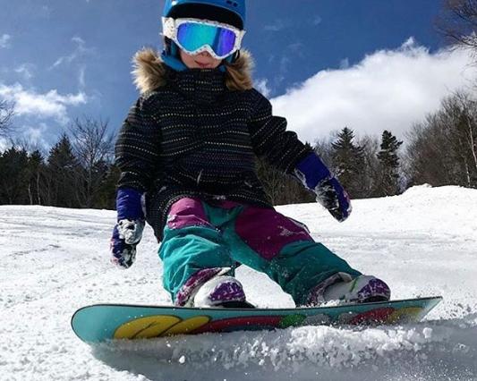 Riglet Snowboard Ausrüstung (Gruppen - nicht für Einzelpersonen)   mehr zum Material erfahren