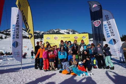 Bayerische Meisterschaft in Sudelfeld 2018