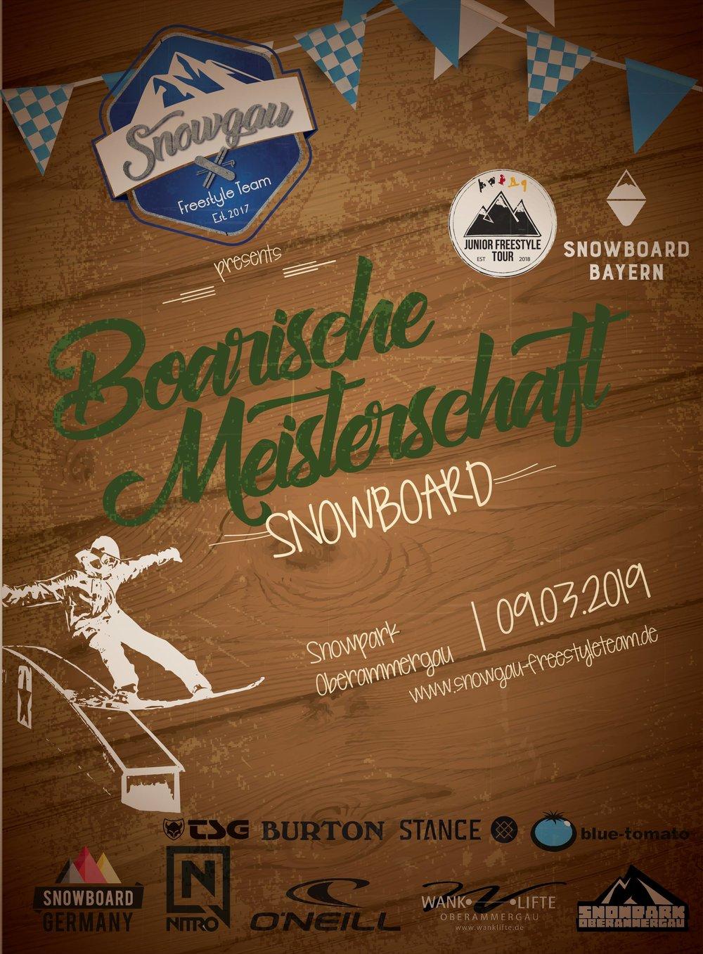 Bayerische-Meisterschaften_Snowboard-Slopestyle_Oberammergau_2019 Flyer