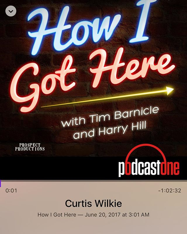 New Ep. Alert! Curtis Wilkie, longtime @bostonglobe journalist and historian of the South #linkinbio #HowIGotHere #journalism #journalist #write #OleMiss